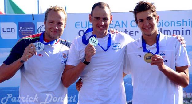 Петър Стойчев е новият Европейски шампион на 25км!!!